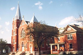 Sacred Heart, Church of the First Peoples 10821 – 96 Street, Edmonton, AB